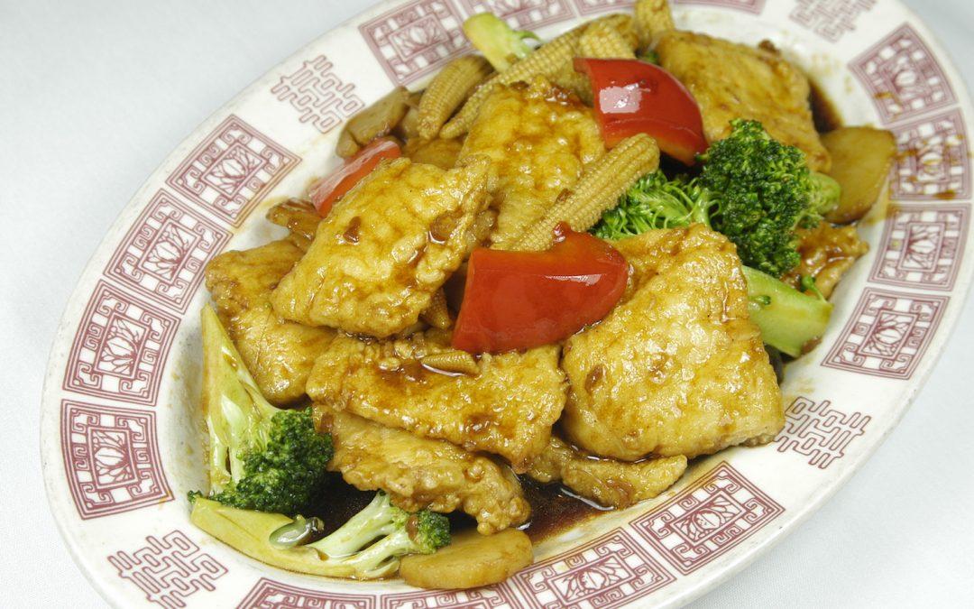 Fish Stir Fry