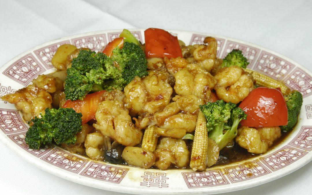 Hunan Shrimp