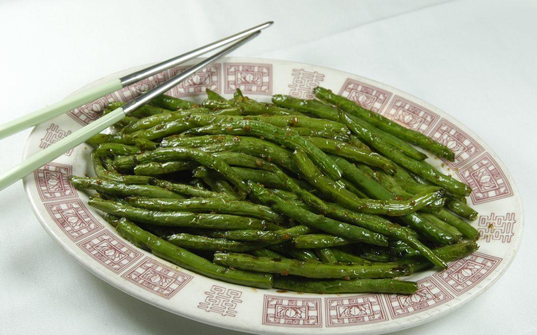 Szechuan Style String Beans